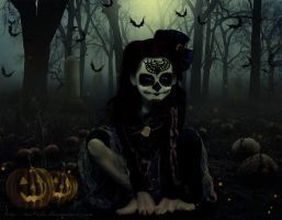 My Night of Halloween by Mabahe