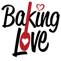 Baking Love logo by quidprosno