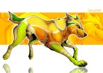 Citruswolf is running for... glory by ChershireHatter