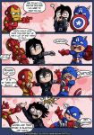 Cpt'Murica: Civil War by IanABlakeman