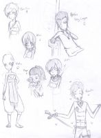 Fable 3 Kid Doodles by ArdeMobile