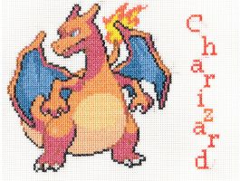 Charizard Mousepad by ariesangel05