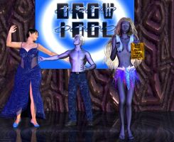 DROW IDOL CONTEST by QueenFlamewing