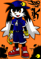 The New Style Of Klonoa by emichaca