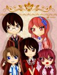 The Freesis Family by Hoshi-Wolfgang-Hime