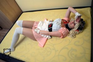 Maids dont have an easy life 3 by Natsuko-Hiragi