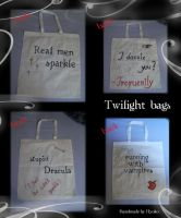 Twilight bags by Hyo-pon