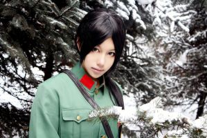 APH cosplay-China-from China:) by LonelySeres