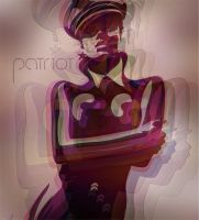 THE PATRIOT by gartier