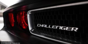 Challenger SRT8 Detail I by notbland