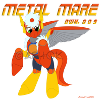Metal Mare by AnimeFreak40K