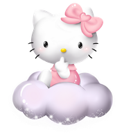 Hello Kitty by CuBur