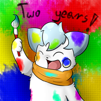 Two yearsssssss by pichisi