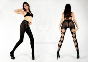 New stocking series 15/15 (double pack) by Aszap
