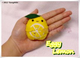 Eggy Lemon.. by SongAhIn