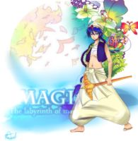 Magi:Aladdin by goldlove2010