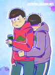 Ichimatsu needs attentions by LestatHallwardHolmes