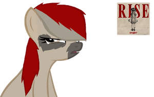 Rise Inspired Pony by The-Everlasting45