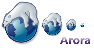 Arora icon proposal by jbw