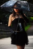 Gothic Beauty by Anezka123