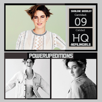 Photopack 073 - Shailene Woodley by PowerUpEditions