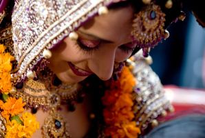 The Indian Bride by sasonian37