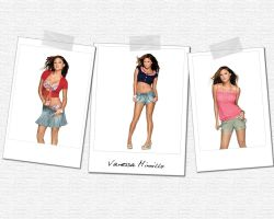Vanessa Minnillo by JVille