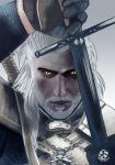 The Witcher by Sira Artista Grafico by sira