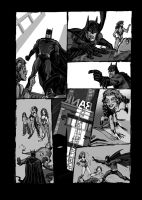 Batman Black and White page 07 by StephaneRoux