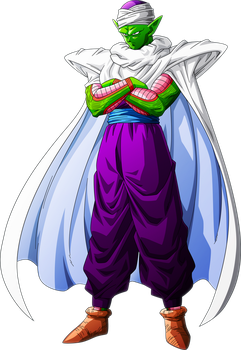 Piccolo #1 by AubreiPrince