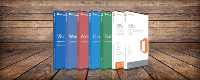 Office 365 / Office 2016 DVD Covers Kit - R.1 by adijayanto