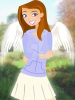 Teen Angel by daanton