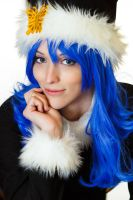 Juvia: Portrait of a Mage by OscarC-Photography