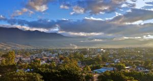 Oaxaca waking up by Phil-67