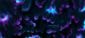 Abstract Smudge by FarhanGFX