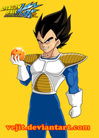 Vegeta's evil plan by Vejit