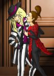 Labyrinth and... Beetlejuice?2 by orientalbunny