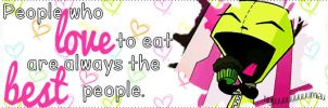Gif PeopleWhoLoveEat REGALO by GwendolynTravel