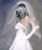 The Bridal Gas Masque by jezebel