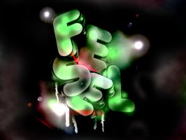 Fesel Typographyc by fesell