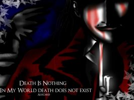 Death does  not exist by Idigoddpairings