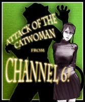 Attack of the Catwoman by Solone