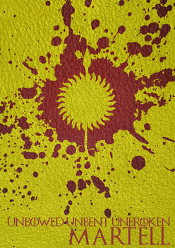 House Martell Sigil by B-Southern