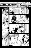 Doctor Who: the Tenth Doctor 3 - pag 20 by elena-casagrande