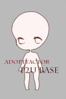Mini P2U Adopt base by AdoptFactor