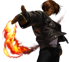 Another Kusanagi KOF XIII Win by OrochiDarkKyo