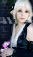Chobits cosplay by KuraitheDollfie