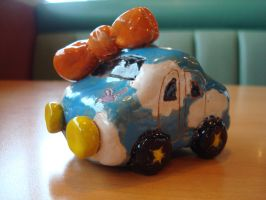 Clay Car by tinani81600