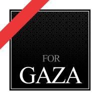 For Gaza by AnubisGraph by algraine125