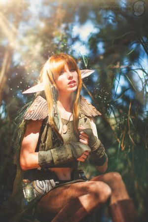 Forest Magic by MeganCoffey
